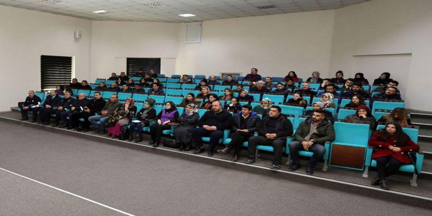 Büyükşehir personeline ebys semineri