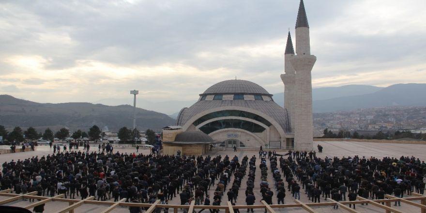 Şehit Çakıroğlu ve Afrin Şehitleri için Kur'an-ı Kerim okundu