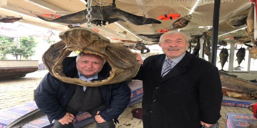 """""""Balıkçı Kenan Türkiye Deniz Canlıları Müzesi'ni üniversal hale getirmeliyiz"""""""