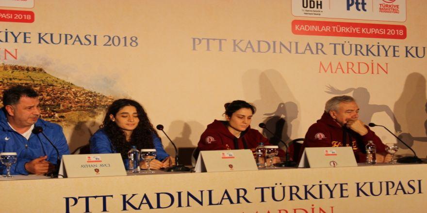 PTT Kadınlar Türkiye Kupası'na Mardin ev sahipliği yapacak
