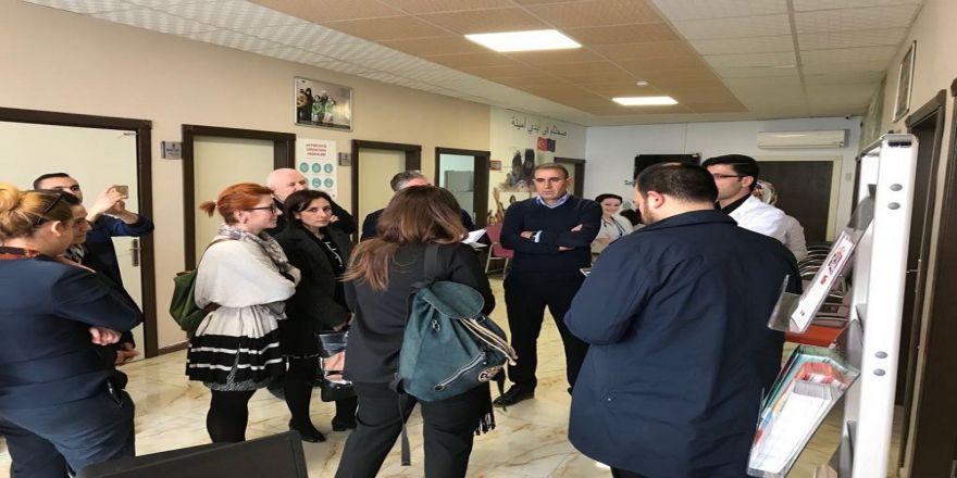 Bab-ı Şifa Göçmen Sağlık Merkezi hizmete girdi