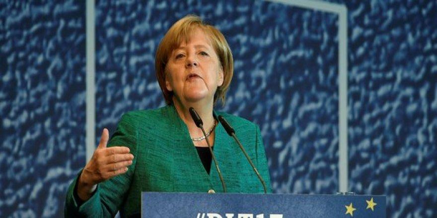 Merkel'in partisinden, Erdoğan'ı kızdıracak çıkış !