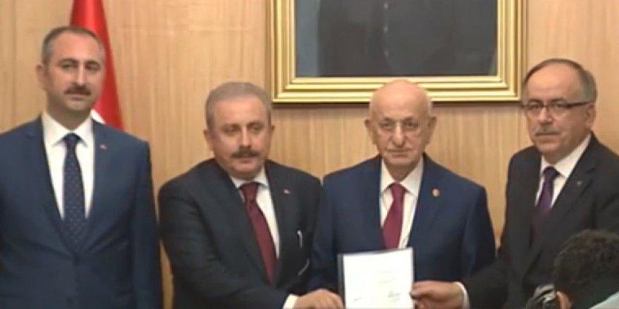 Seçim ittifakıyla ilgili ilk açıklama AK Parti'den geldi
