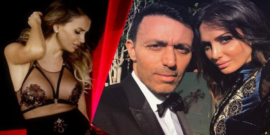 Emina Sandal boşanmayı beklemedi