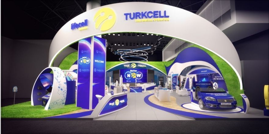 Dijital Operatör Turkcell, GSMA Mobil Dünya Kongresi'ne katılacak