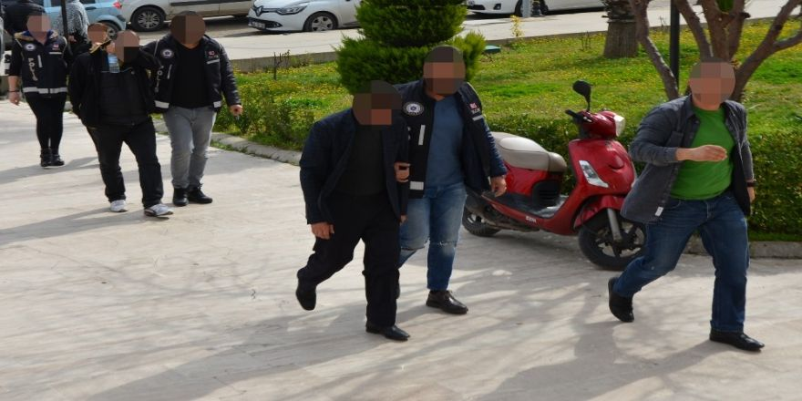 Tefeci operasyonu: 2 tutuklama