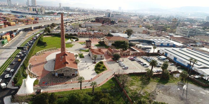 Başkan Kocaoğlu'ndan 'Elektrik Fabrikası' çıkışı
