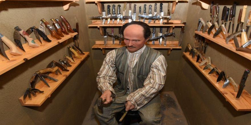 Bursa Bıçak Müzesi'nde kılıç kalkan sesleri yankılanacak