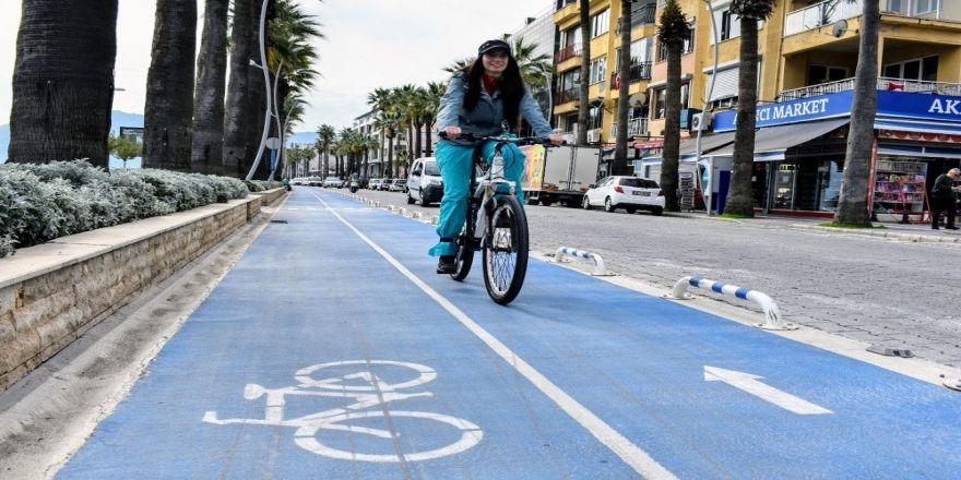 Bisikletleriyle Marmaris'i keşfedecekler