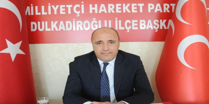 """""""KSÜ'ye yerli ve milli rektör istiyoruz"""""""