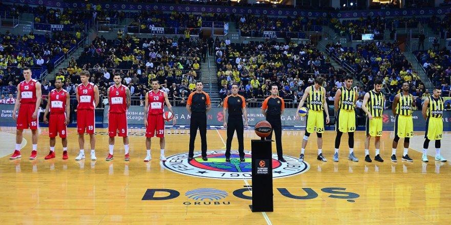 Fenerbahçe Doğuş: 89 - Olimpia Milano: 70