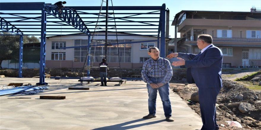 Yenice Mahallesi kapalı dernek yerine kavuşuyor