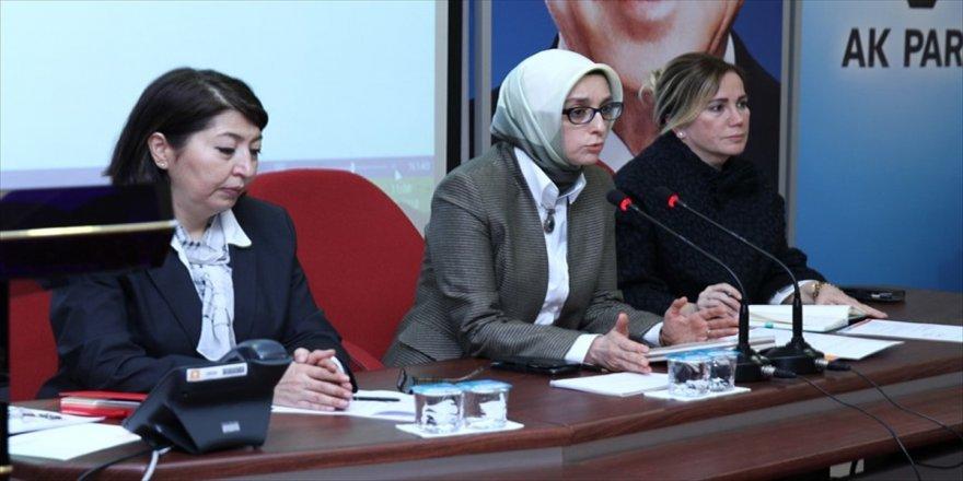 AK Parti'li kadınlar, çocuk istismarı çalıştayı düzenleyecek