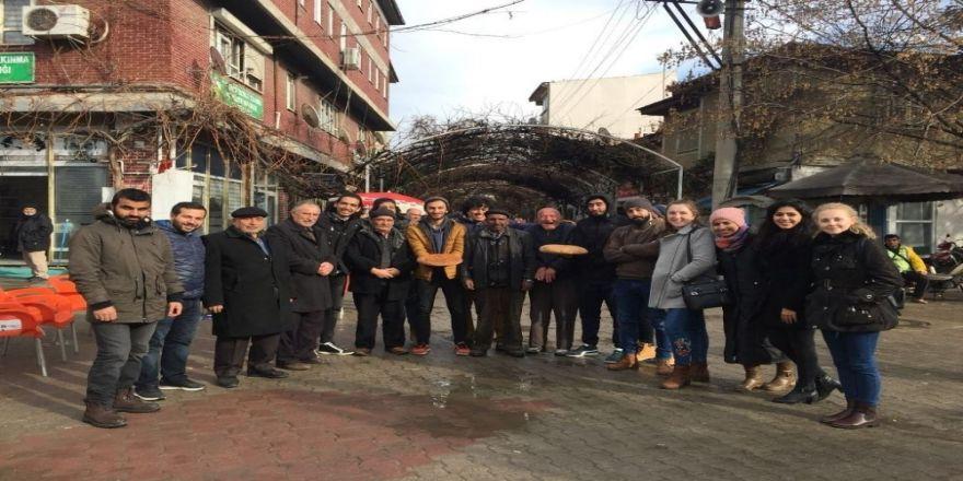 Uluslararası öğrenciler Afyonkarahisar'ı gezdi