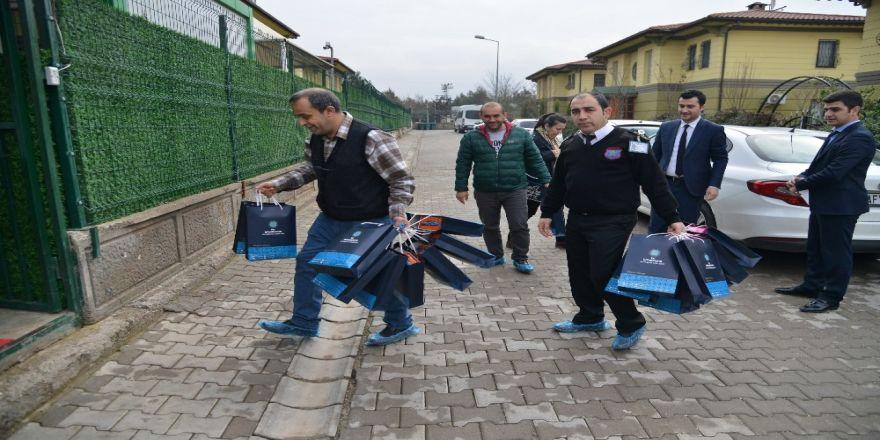 Diyar Masa'dan Sur Çocuk Evlerine ziyaret