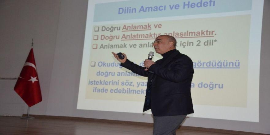 HRÜ personeline motivasyon eğitimi