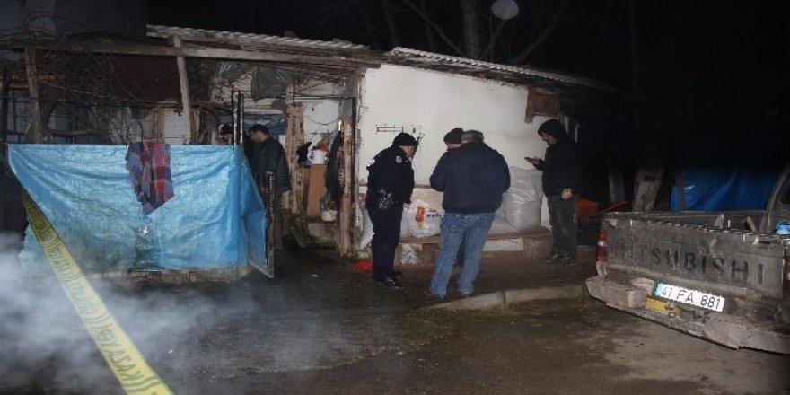 Hırsızlar ev sahibini pompalı tüfekle yaraladı
