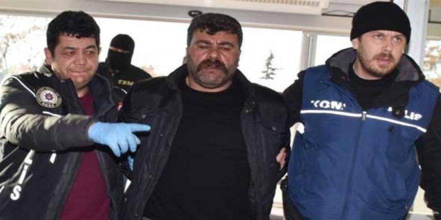 'Kürt Yaşar' lakaplı çete lideri yakalandı !