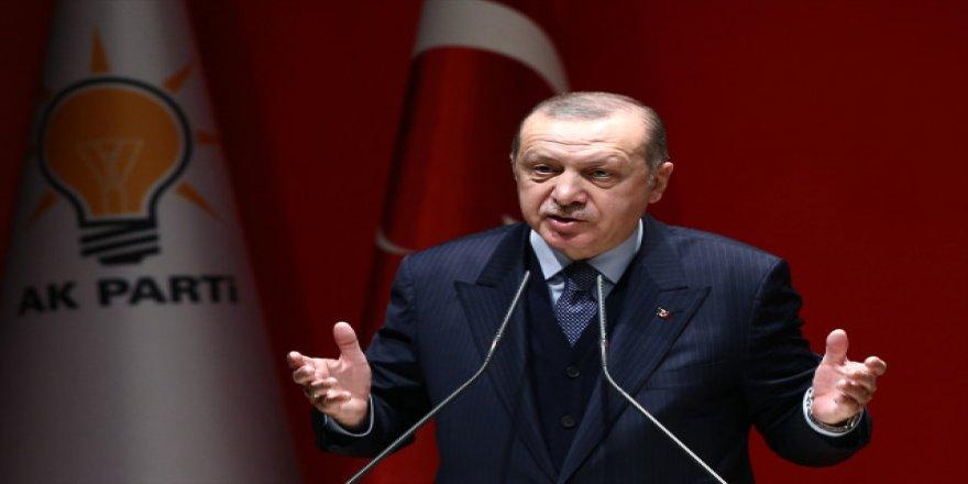 Erdoğan'dan partililere net uyarı !