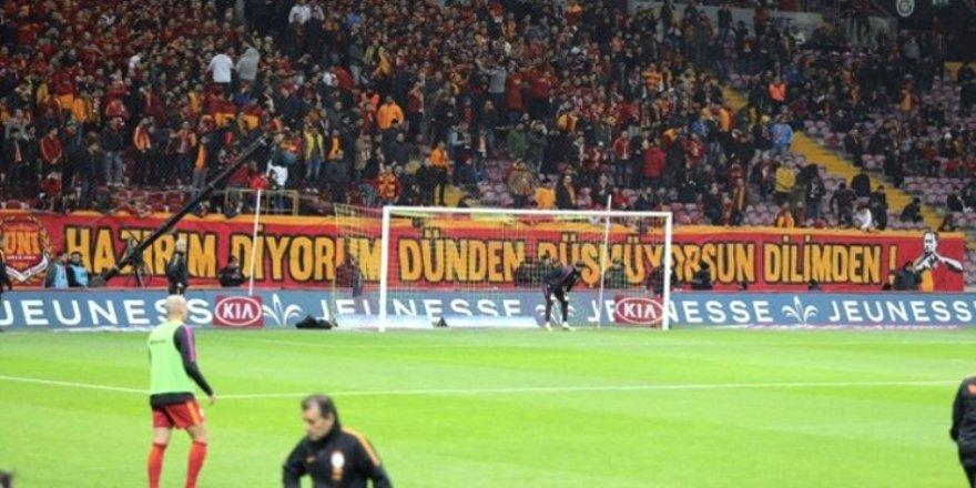 Galatasaray taraftarından Gomis'e büyük sürpriz !