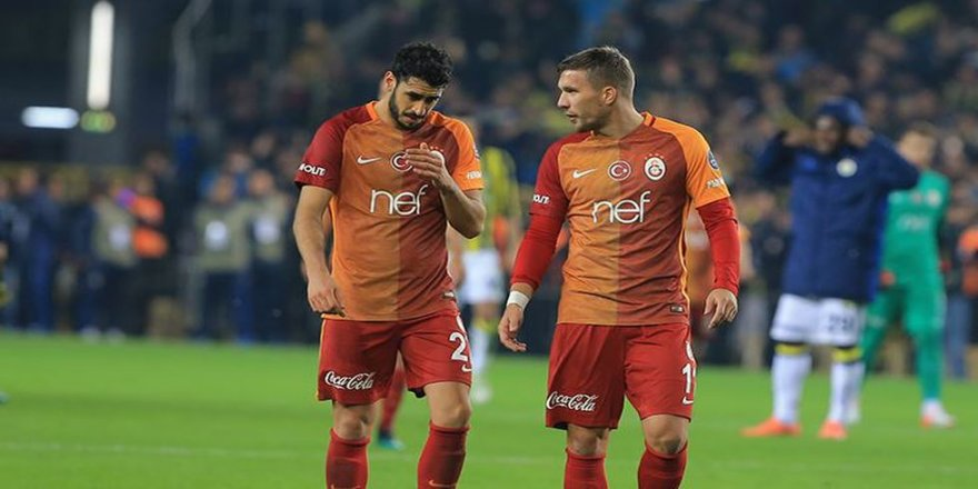 Galatasaray-Bursa maçı tarihe geçti !