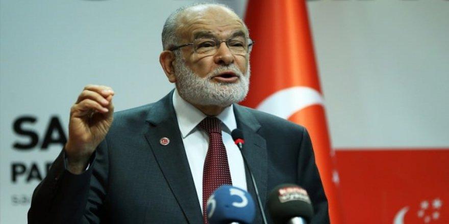 """""""Abdullah Gül Adayınız mı Olacak?"""" sorusuna Karamollaoğlu'ndan yanıt"""