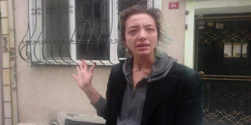 Beyoğlu'nda 'evsiz' dehşeti !