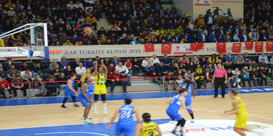 Fenerbahçe kupaya erken veda etti