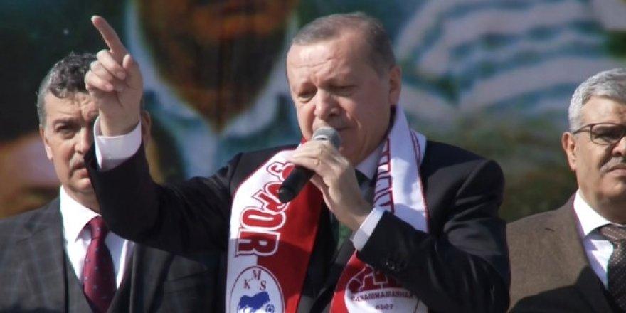 O iddiaya Erdoğan'dan sert çıkış: Edepsizler !