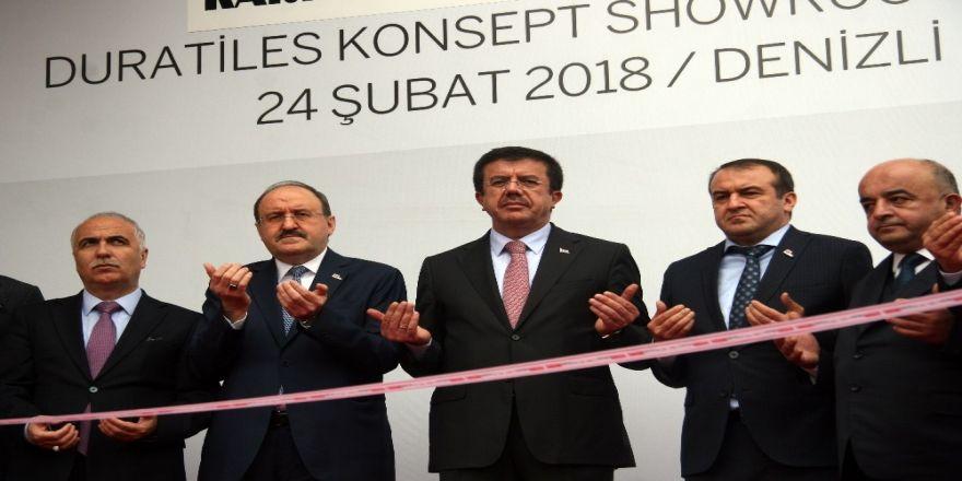 Ekonomi Bakanı Zeybekci, 2018 hedeflerini anlattı