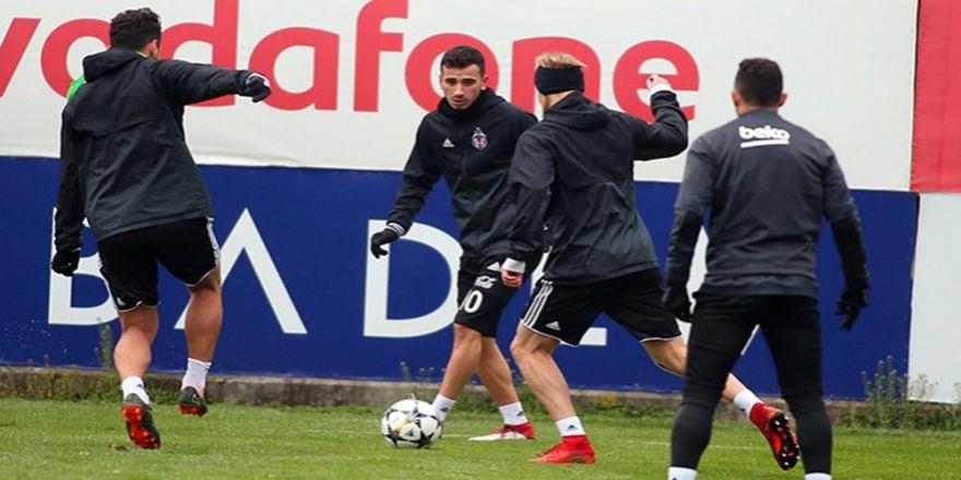 Beşiktaş Fenerbahçe maçı hazırlıklarını tamamladı