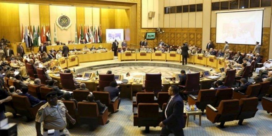 Arap Birliği'nden ABD'ye tepki