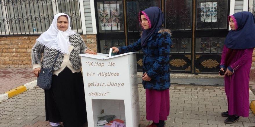 Said Nursi İmam Hatip Ortaokulu'ndan örnek çalışma