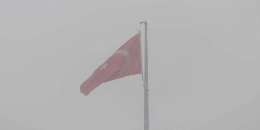 Sağanak yağış ve yoğun sis