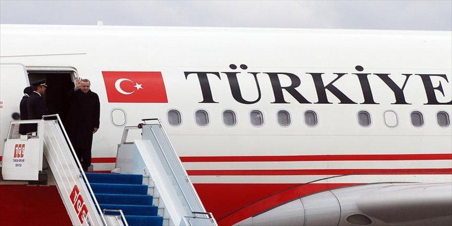 Erdoğan'ın Afrika turunda ilk durak Cezayir