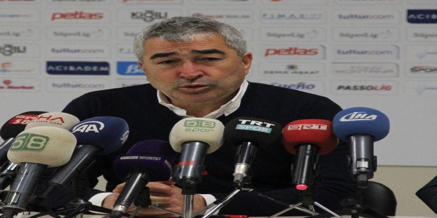 Samet Aybaba: Skoru oyuncular belirliyor