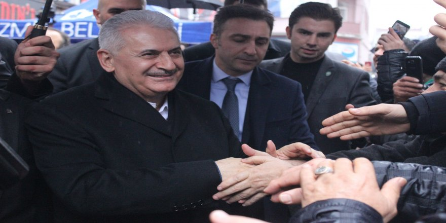 Başbakan Yıldırım, Kocaeli Erzincanlılar Derneği'nin açılışını yaptı