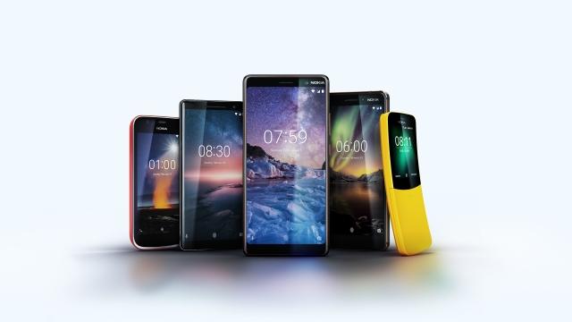 5 yeni Nokia telefon tanıtıldı ! İşte özellikleri ve fiyatları