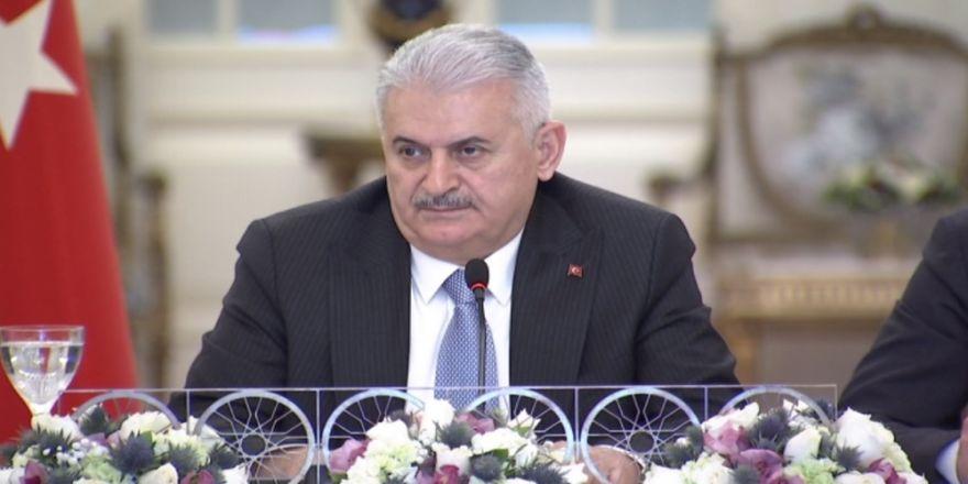 Başbakan Yıldırım'dan Afrin şehidinin ailesine taziye telefonu