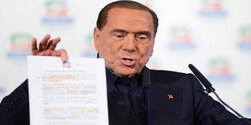 Berlusconi 'Türkiye modelini' önerdi