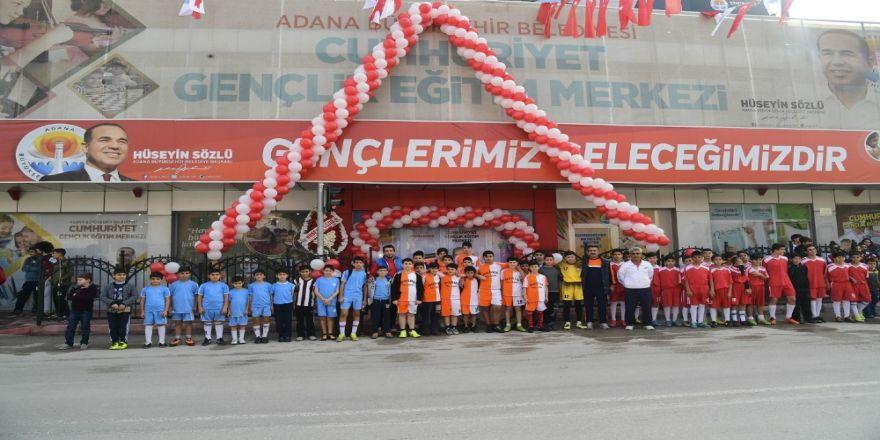 Cumhuriyet Gençlik Eğitim Merkezi açıldı