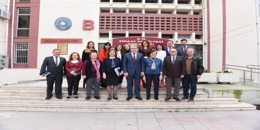 Türkiye'nin ilk tohumculuk araştırma merkezi uluslararası akreditasyona hazırlanıyor