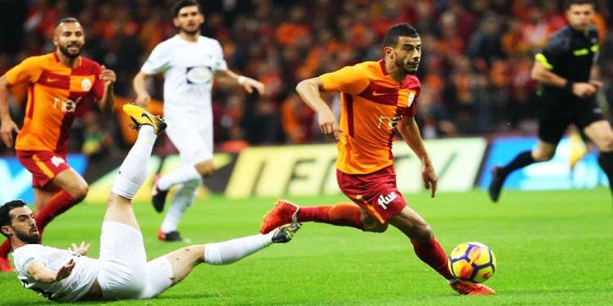 Galatasaray kupada Akhisar'ın konuğu!