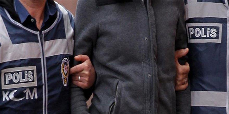 Jet üssünde görevli üsteğmen FETÖ'den gözaltına alındı