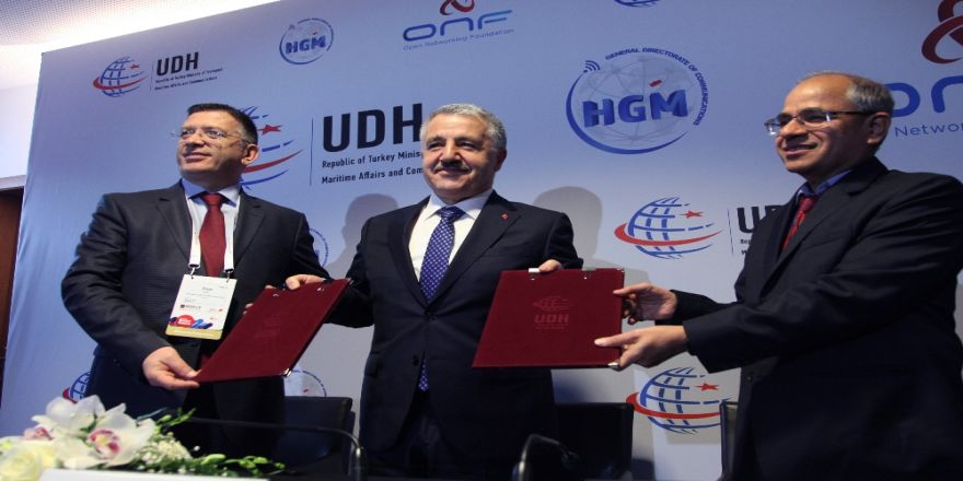 Ulaştırma Bakanlığı'ndan 5G için uluslararası işbirliği