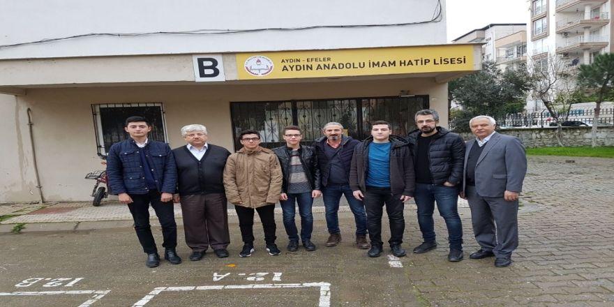 Anadolu İmam Hatip Lisesi'nden büyük başarı