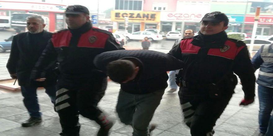 21 yıl hapis cezasıyla aranan 17 yaşındaki çocuk yakalandı
