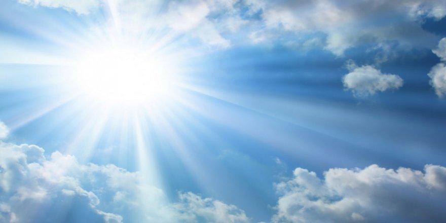 Aşırı sıcak ve güneşe dikkat
