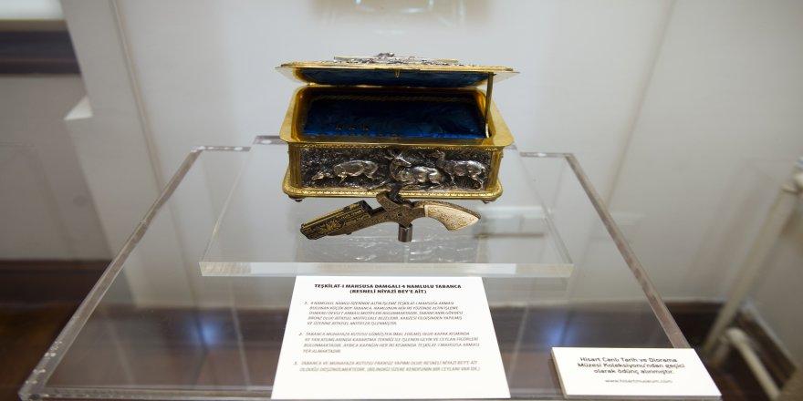 MİT Koleksiyonu Sergisi ziyaretçilere açılacak