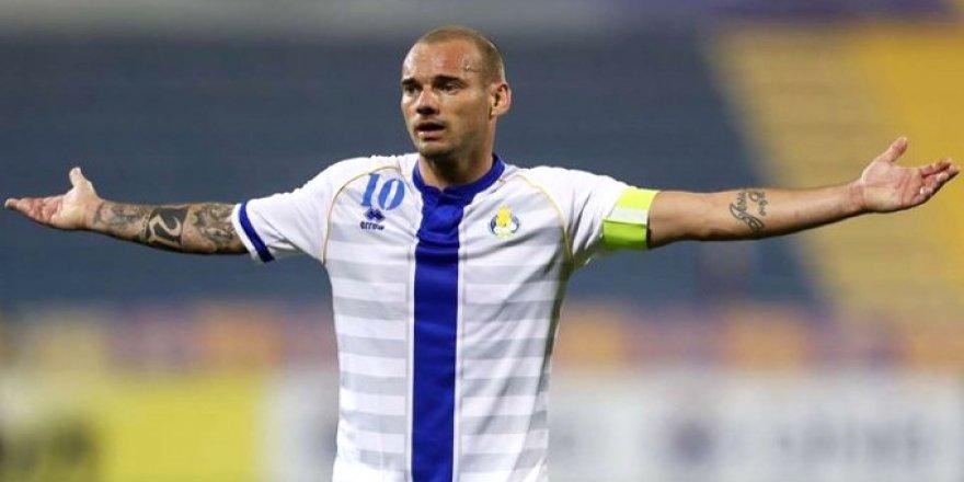 Wesley Sneijder'den Galatasaray sözleri